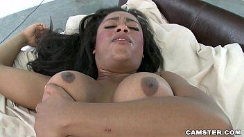 Latina quente e hot transmitindo o sexo na webcam